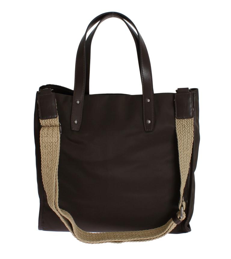 ... Brown Nylon Leather Gym Travel Shoulder Bag. Sale! 🔍. Dolce   Gabbana 33cd9d0318191