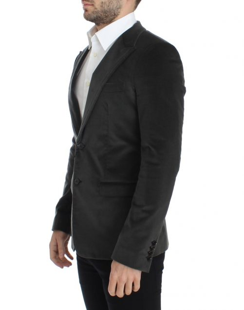 Green manchester slim fit blazer, Fashion Brands Outlet