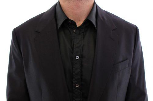 Black SICILIA wool blazer, Fashion Brands Outlet