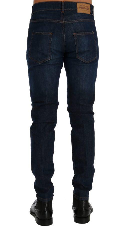 Blue Wash Aberdeen Slim Fit Jeans, Fashion Brands Outlet