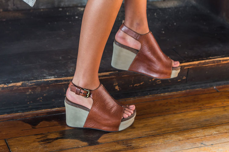 WOMEN'S PLATFORMS & WEDGES