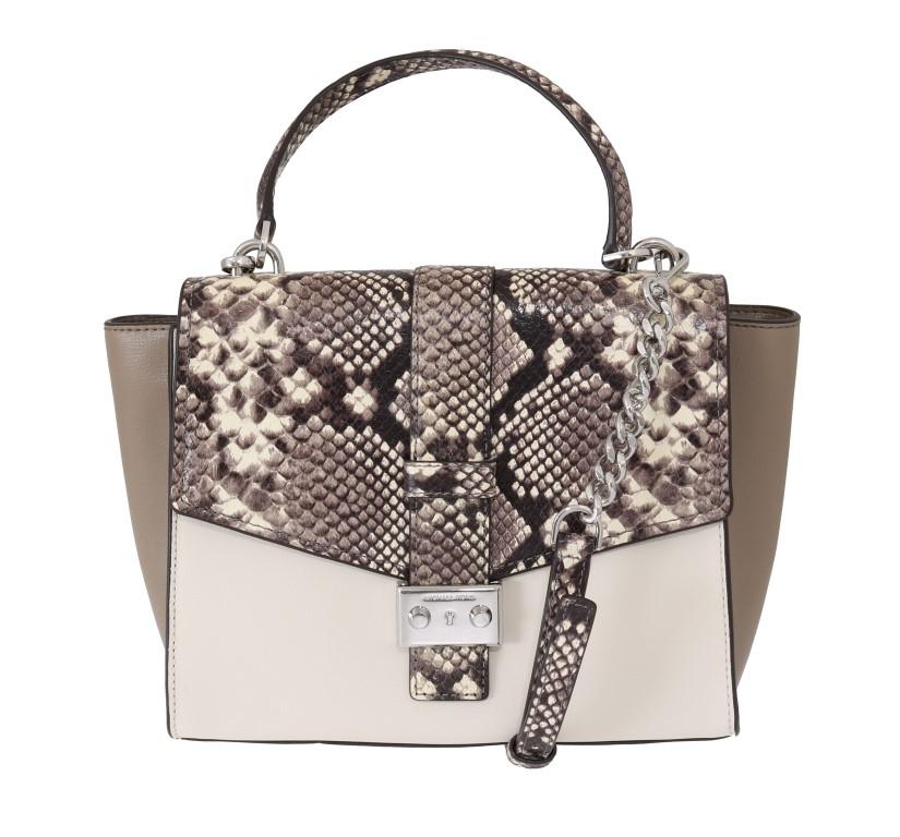 edd34250ed87a8 Michael Kors Handbags Multicolor MAUVE Satchel Messenger Bag • Top ...