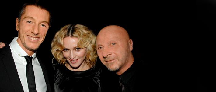 Madonna worn D&G