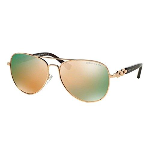 Michael Kors 0MK1003 Sun Full Rim Pilot Womens Sunglasses