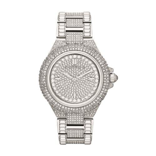 Michael Kors Camile Crystal Pave Dial Crystal Encrusted Ladies Watch MK5869