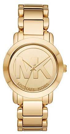 Michael Kors Gold-Tone Steel Women's Watch