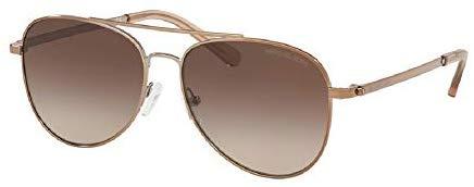Michael Kors MK1045 SAN DIEGO Aviator Sunglasses For Women+FREE Complimentary Eyewear Care Kit