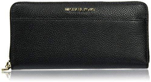 Michael Kors Women's Mercer Zip Around Continental Wallet