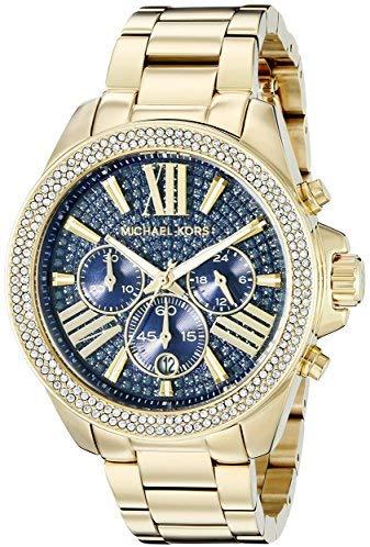 Michael Kors Women's Wren Gold-Tone Watch MK6291