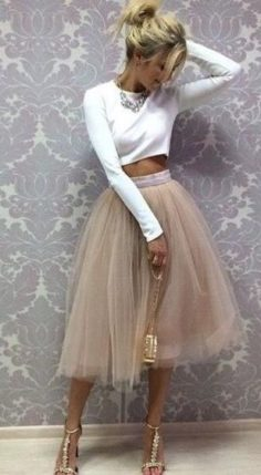 tulle skirt for Christmas 2019