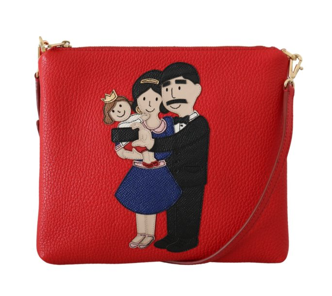 632067 Red Leather Dgfamily Messenger Purse.jpg
