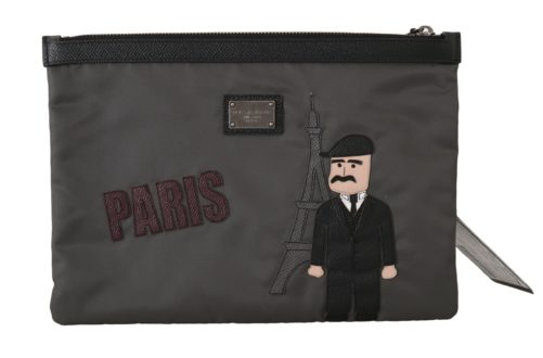 632348 Black Paris Dgfamily Canvas Bag.jpg