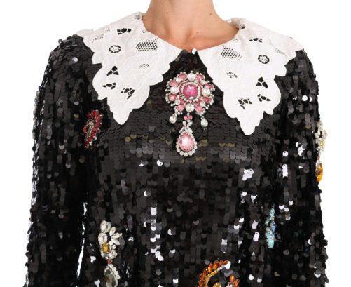 637932 Black Sequined Crystal Fairy Tale Dress 2 1.jpg
