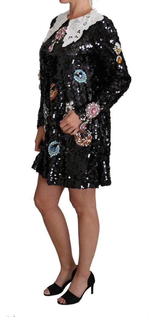 637932 Black Sequined Crystal Fairy Tale Dress 4 1.jpg