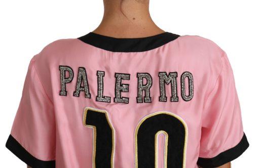 644251 Pink Silk Crystal Palermo Top T Shirt 1.jpg