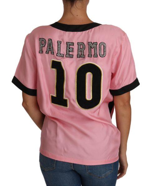 644251 Pink Silk Crystal Palermo Top T Shirt 3.jpg