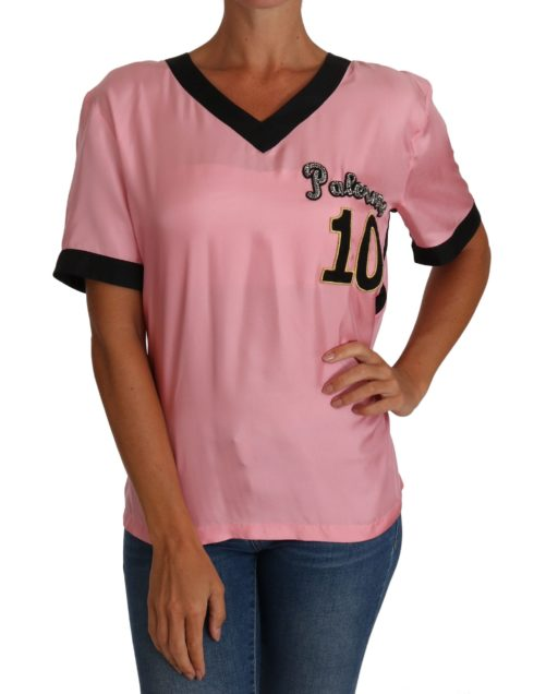 644251 Pink Silk Crystal Palermo Top T Shirt.jpg