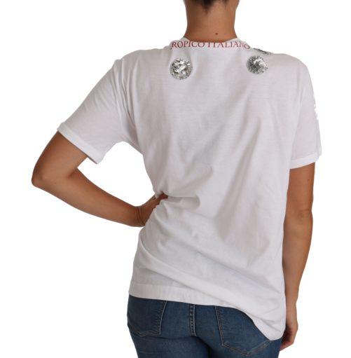 644329 White Milano Blouse Top T Shirt 1.jpg