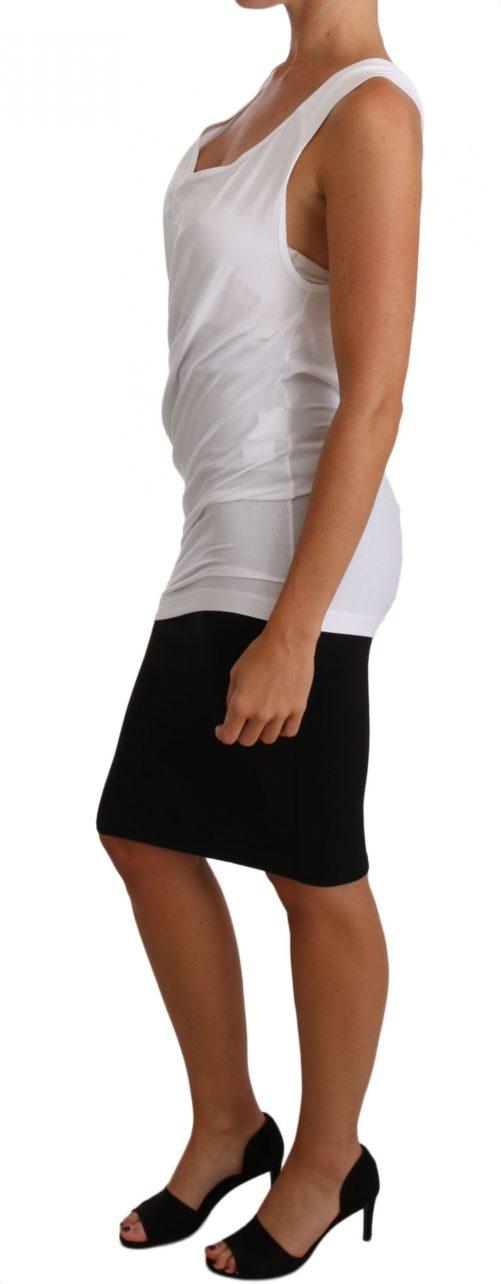 644400 White Top Tank Cavalli T Shirt Jersey 3 1.jpg