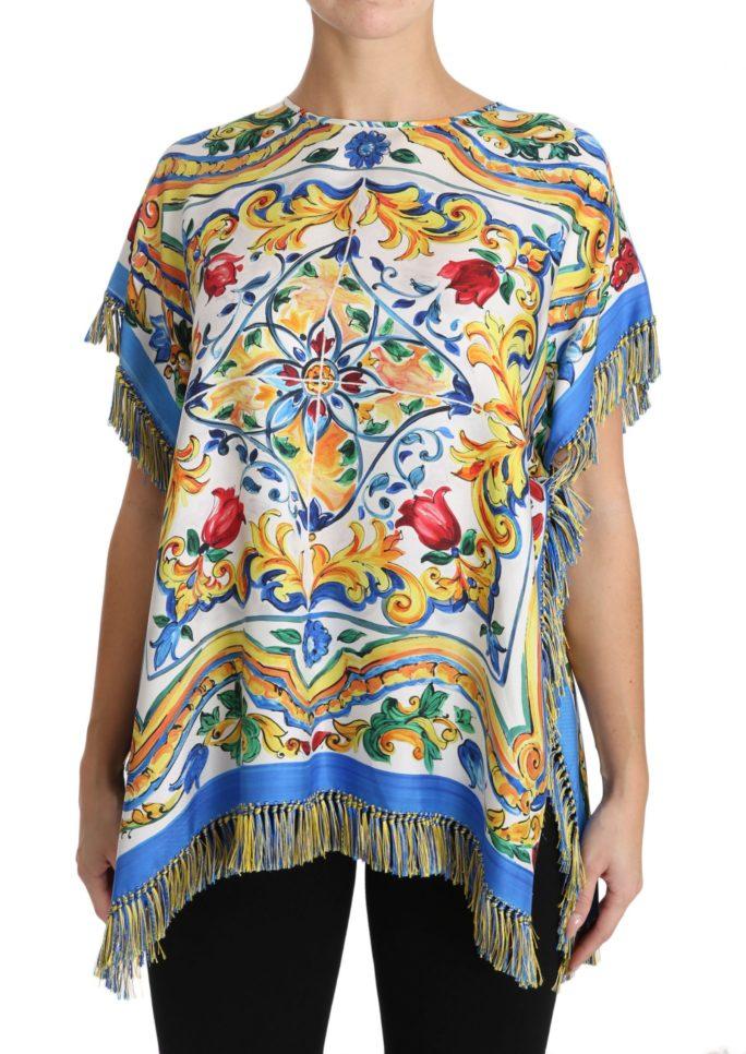 653907 Tunic Majolica Silk Fringes Top.jpg