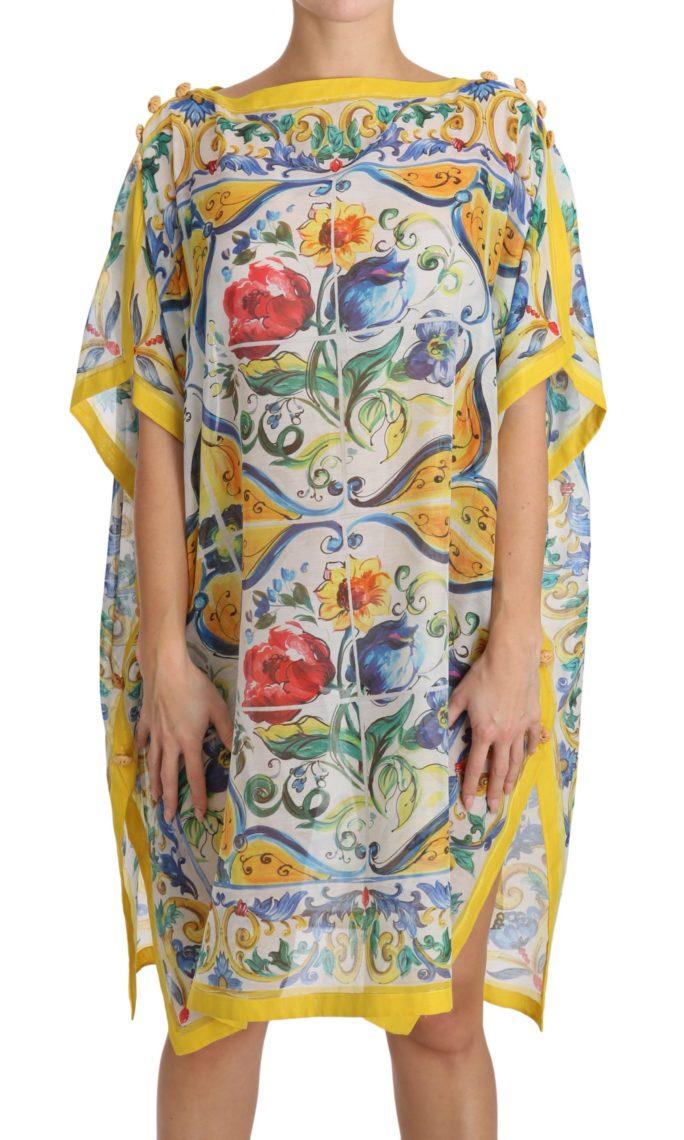 653987 Tunic Blouse Majolica Silk Cotton Top.jpg