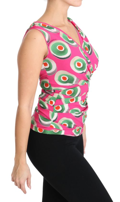 654010 Pink Silk Stretch Sicilian Cake Top 5.jpg