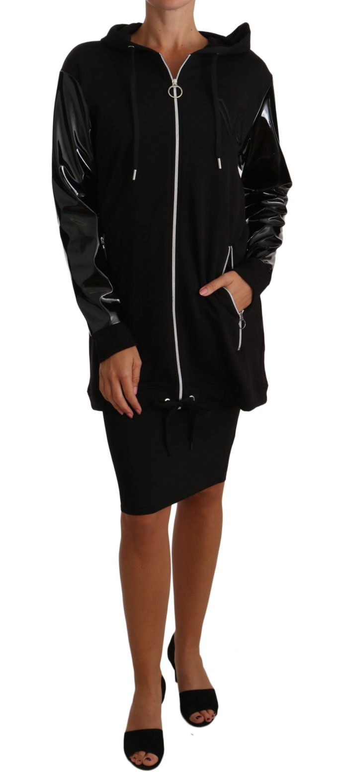 654455 Black Zip Parka Coat Hood Jacket.jpg