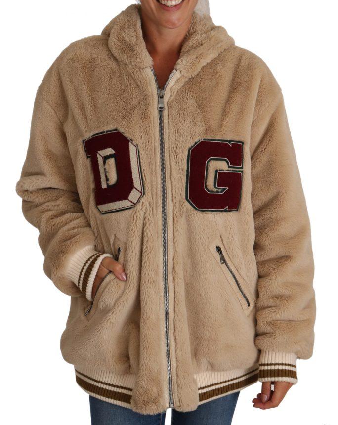 654612 Beige Lion Jacket Faux Fur Coat Hoodie Sweater.jpg