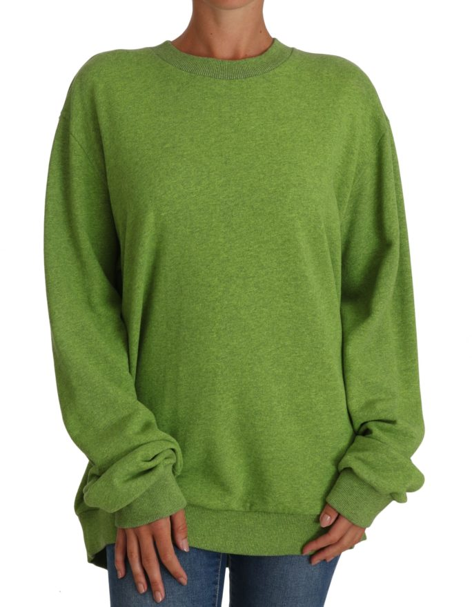 656230 Green Pullover College Top Oversized Sweater.jpg