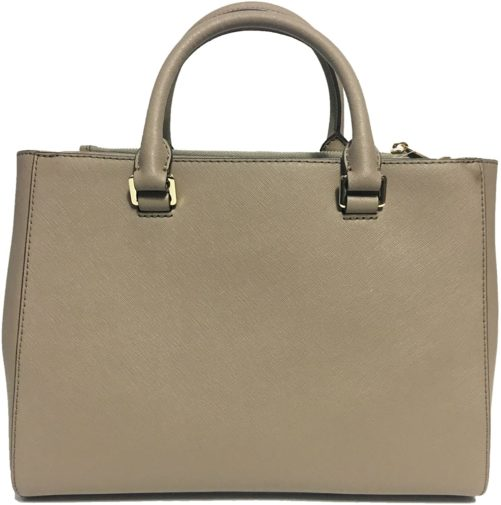 661810 Medium Kellen Leather Satchel Bag 4.jpg