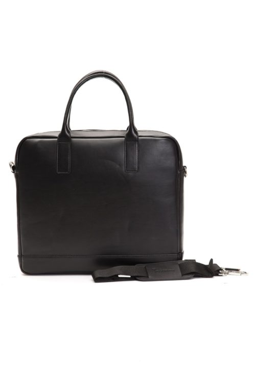 Nero Black Briefcase, Fashion Brands Outlet