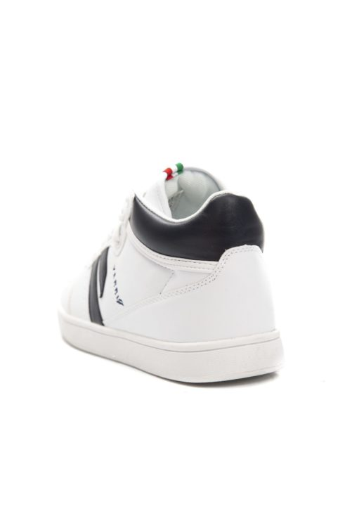 White- Navy Sneakers, Fashion Brands Outlet