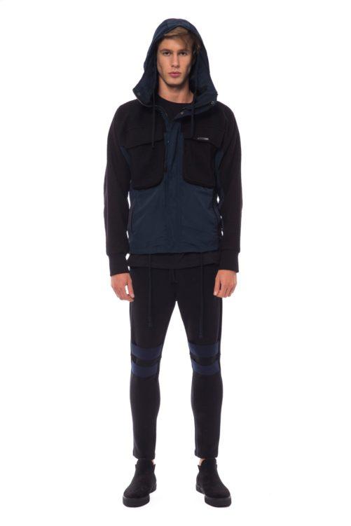 Black Blue Jacket, Fashion Brands Outlet