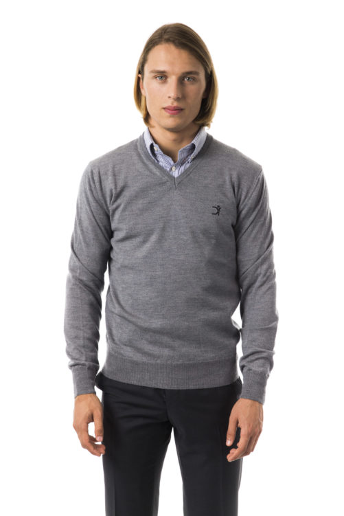 Gri Sweater, Fashion Brands Outlet