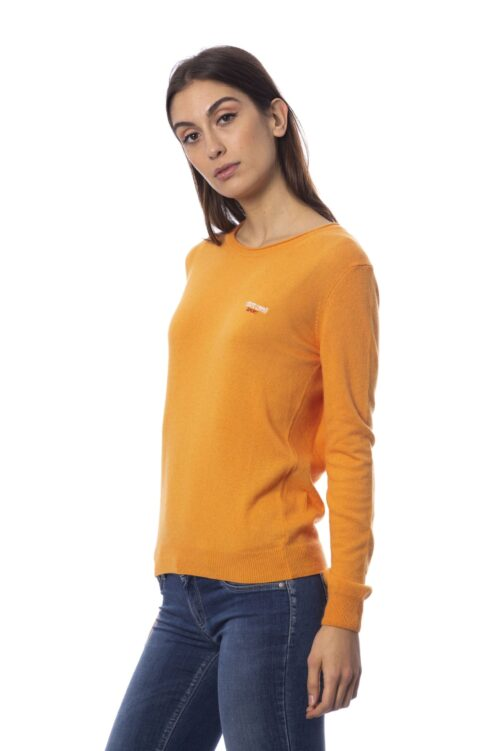 Aranciofluo Sweater, Fashion Brands Outlet