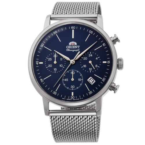 Silver Men Watches, Fashion Brands Outlet