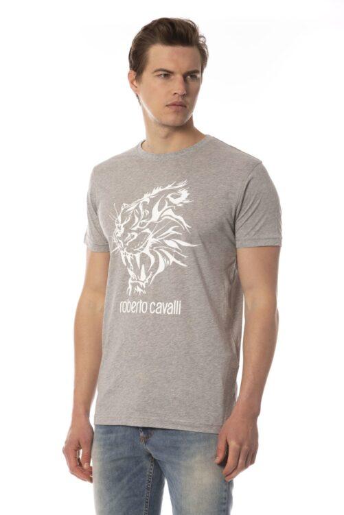 Grey Melange T-shirt, Fashion Brands Outlet