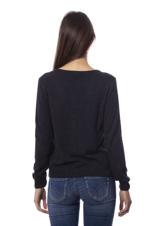 Antracite Cardigan, Fashion Brands Outlet
