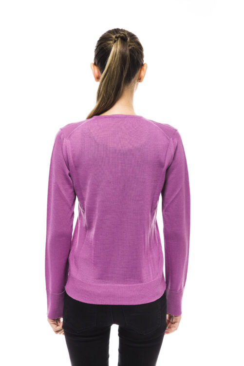 Ciclamino Sweater, Fashion Brands Outlet