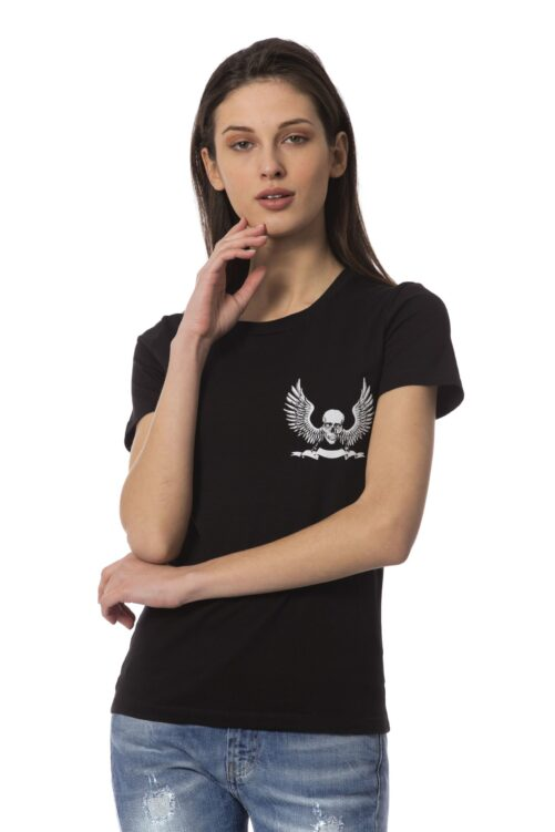Black Tops & T-Shirt, Fashion Brands Outlet