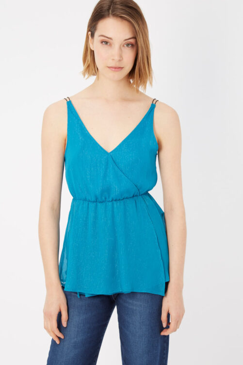 Blu Navy Tops & T-Shirt, Fashion Brands Outlet