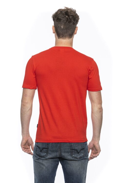 Rosso Red T-shirt, Fashion Brands Outlet