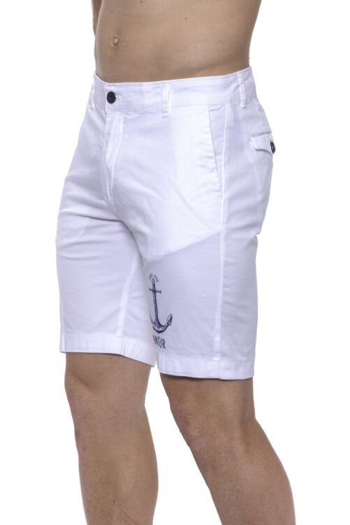 Bianco White Short, Fashion Brands Outlet