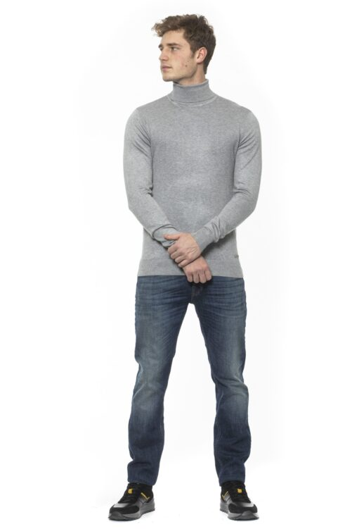 Grigio Grey Sweater, Fashion Brands Outlet