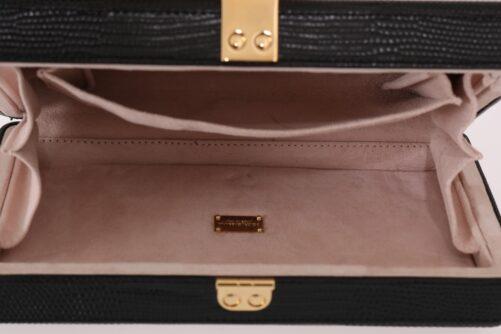Black Leather Clutch Bag, Fashion Brands Outlet
