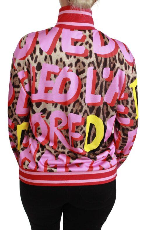 Zipper Cardigan Leopard Top Sweater, Fashion Brands Outlet
